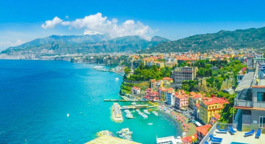 Dove dormire in Campania